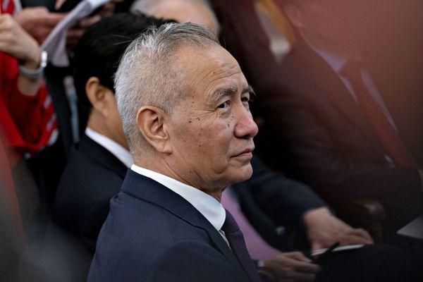 China says Liu to visit Washington from Jan. 13 for deal signing - Bloomberg