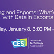 What's Next with Data in Esports - CES 2020 Livestream