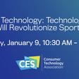 Technology that Will Revolutionize Sports - CES 2020 Livestream