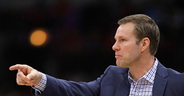 Ex-Bulls coach Fred Hoiberg went back to the future — to Nebraska — and feels right at home
