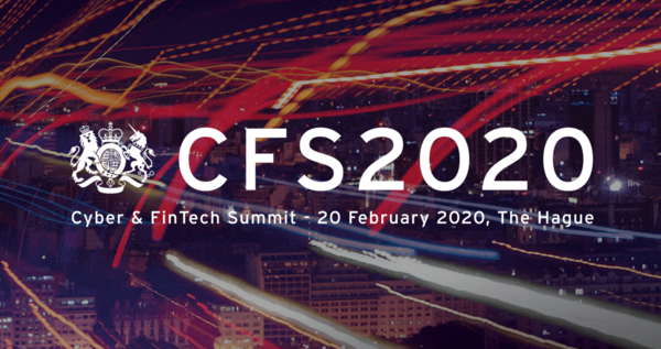 Events - Cyber & FinTech Summit 2020 - The Hague, the Netherlands