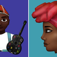 Ivory Coast Designer Creates African Emoji To Bring Culture To Smartphones : Goats and Soda