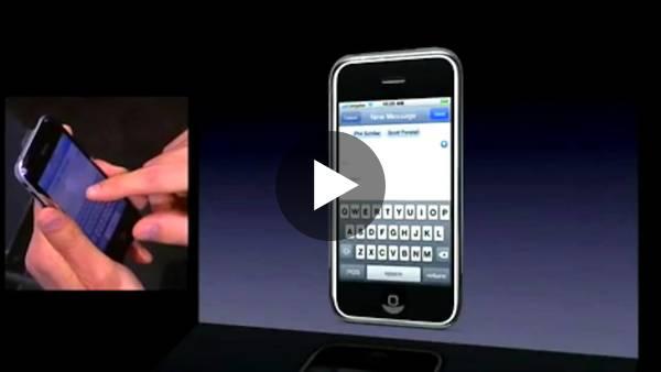 Steve Jobs Keynote Macworld 2007 SF