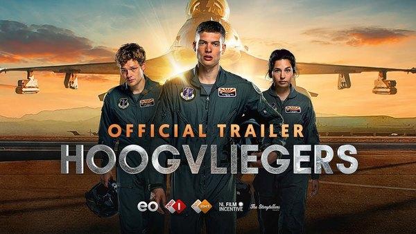 Official Trailer | Hoogvliegers: epische Evangelische Omroep drama serie over F-16 vliegers op NPO1.