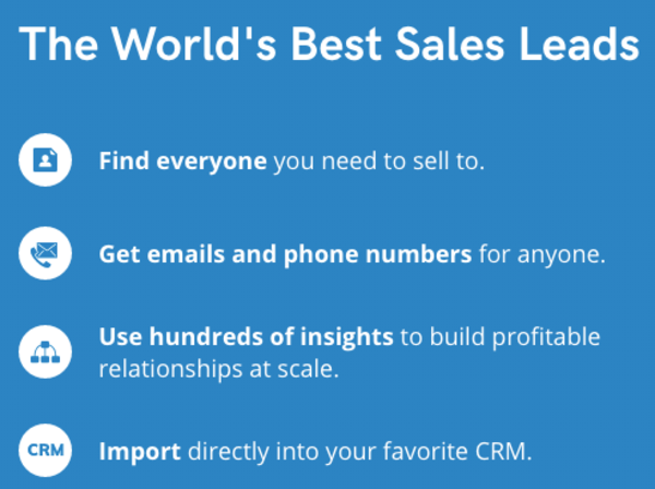 The World's Best Sales Leads Free at Seamless.ai