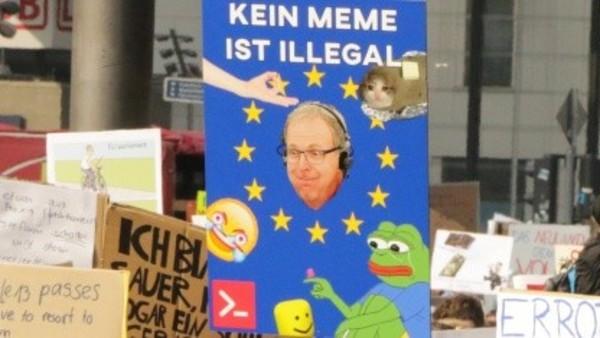 Europäische Netzpolitik: Die Rückkehr des Axel Voss - Golem.de
