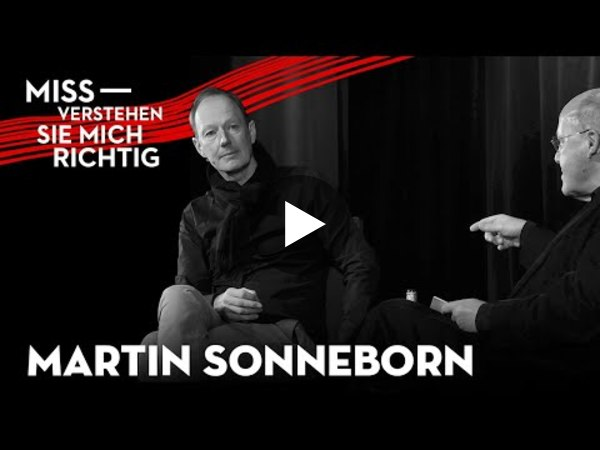 Gregor Gysi & Martin Sonneborn