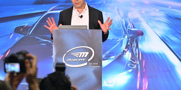 Intel's Mobileye has a plan to dominate self-driving—and it might work
