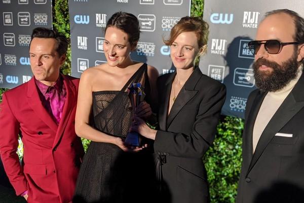 'Fleabag' fue la gran ganadora de los Critics Choice Awards 2020