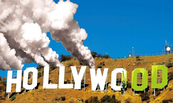 Vegan food, recycled tuxedos – and billions of tonnes of CO2: can Hollywood ever go green? | Film | The Guardian