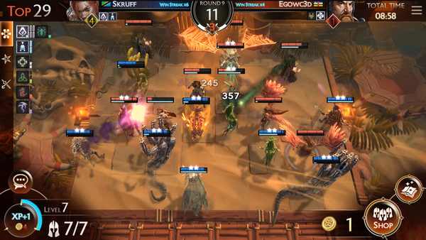 Might & Magic: Chess Royale is an auto battle royale from Ubisoft