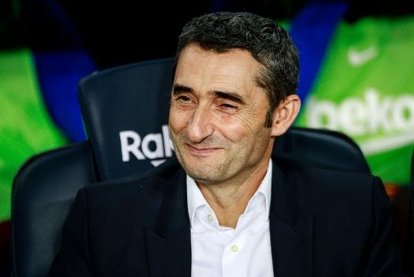 Ernesto Valverde nie jest już trenerem Barcelony