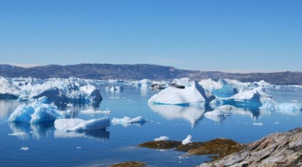 Climate change & geopolitics in the Arctic