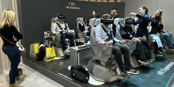 CES 2020 proved VR and AR are thriving -- and moving into automobiles