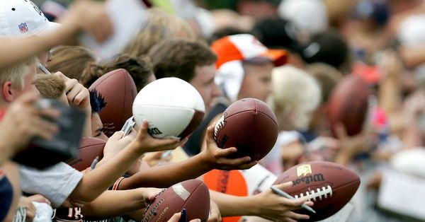 Bears training camp moving to Halas Hall from Bourbonnais