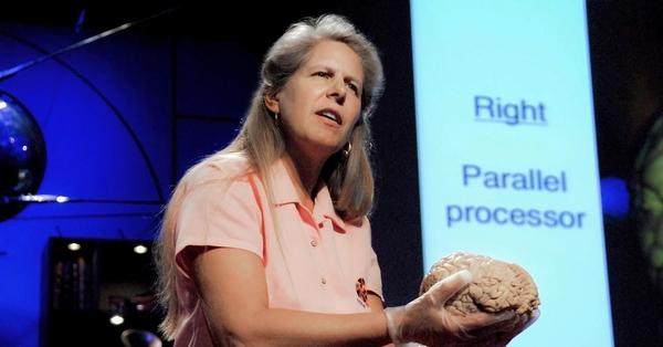 Jill Bolte Taylor: My stroke of insight | TED Talk