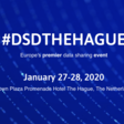 Data Sharing Days   |  January 27 - 28  |   The Hague, The Netherlands