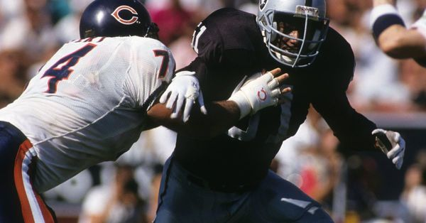 Former Bears players Jimbo Covert and Ed Sprinkle selected to Hall of Fame