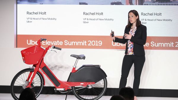 Uber's chief of scooters, bikes to depart