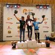 Alieke wint opnieuw Combi Klassement Egmond Pier Egmond