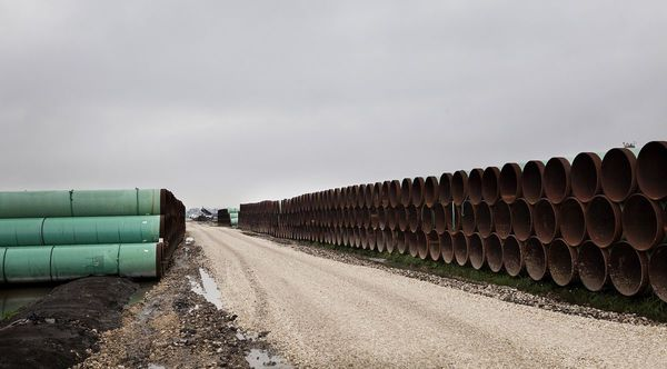 Keystone XL inches forward with work planned for next month