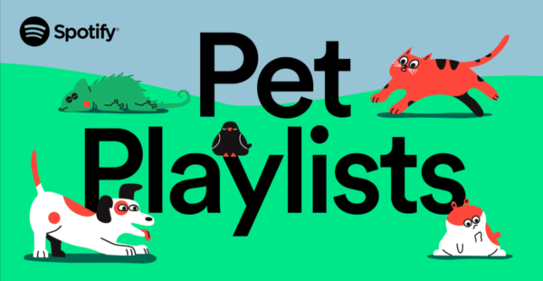 Pet Playlists by Spotify