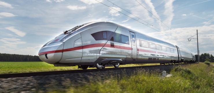 🚂 Tyskland investerer €86 milliarder i tognet