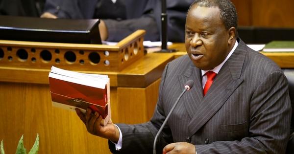 ANC concerned over Mboweni's public utterances   eNCA