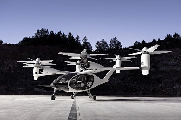Toyota Invests $394 Million in Joby Aviation's Flying Taxis