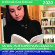 Prix du jeune lecteur 2020
