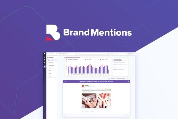 BrandMentions | Lifetime Access for $49