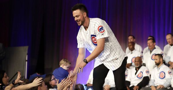 Elephant in the ballroom: Bryant to take center stage at Cubs Convention for wrong reasons