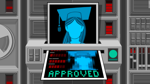 There's a new obstacle to landing a job after college: Getting approved by AI