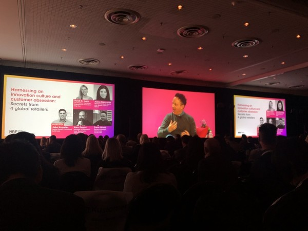 National Retail Federation (NRF) Conference Notes