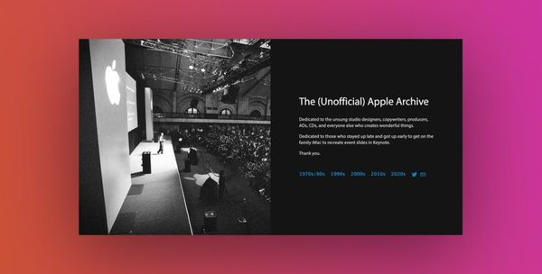 Jablečná nostalgie. Podívejte se na nový archiv, který mapuje ikonické produkty i reklamní kampaně Applu