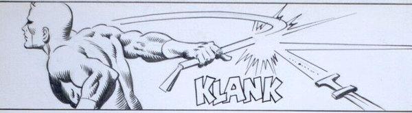 David Mazzucchelli - Daredevil Original Comic Art
