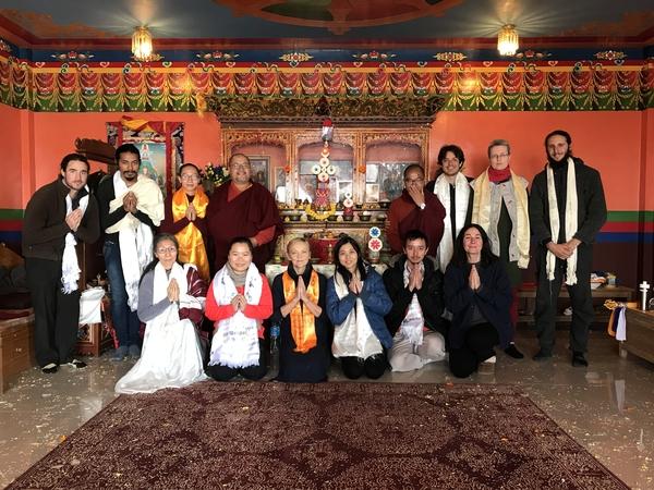 The 10th Sadhana Ritual Course in Nepal
