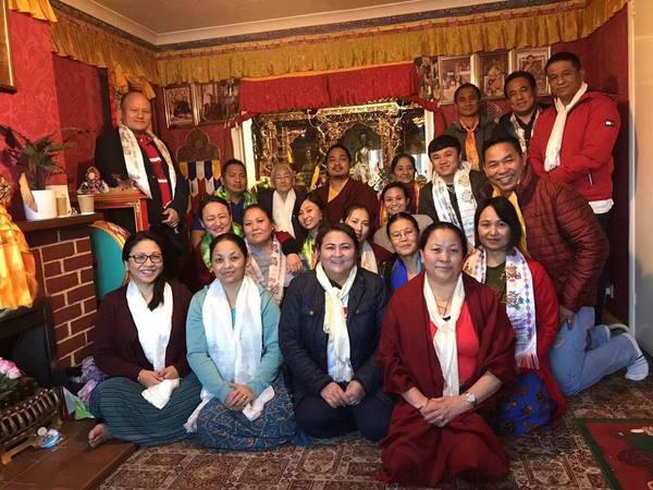 Rangjung Yeshe Oddiyana UK Center