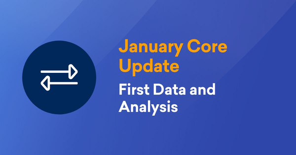 Google Core Update January 2020 - First Data and Analysis - SISTRIX