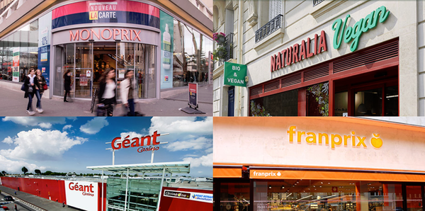 En 2019, l'enseigne Franprix a enregistré une croissance de ses ventes en bio de 15,8%