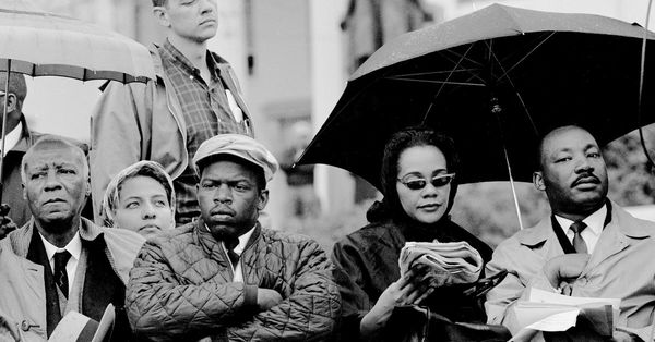 Photographer who followed iconic activists brings King, civil rights movement alive