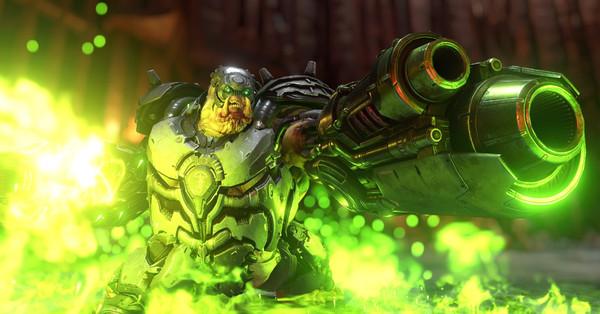 Doom Eternal: Aggression solves every problem