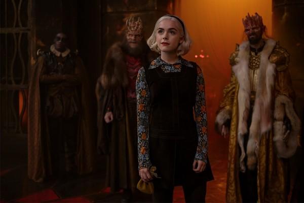 Qué nos traerá la temporada 3 de 'Las escalofriantes aventuras de Sabrina'