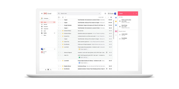 Third-party G Suite Add-ons for Gmail, Drive, and Calendar side panel rolling out