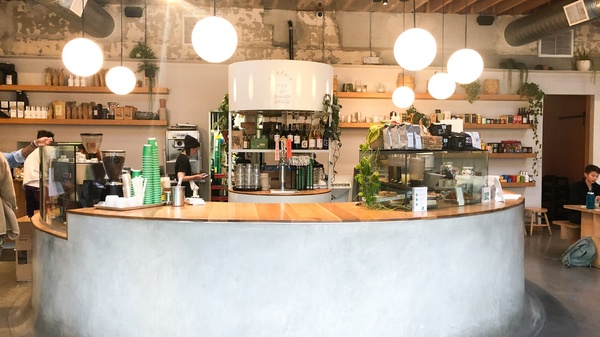 Coffee shops in gentrifying neighborhoods: Why design matters