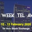 Fintech Week Tel Aviv 2020  |  10-12 February  |  Tel Aviv, Israel