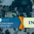 Holland FinTech Meetup  | 14 February  | Trustworthy AI in Fintech  |  Amsterdam, The Netherlands