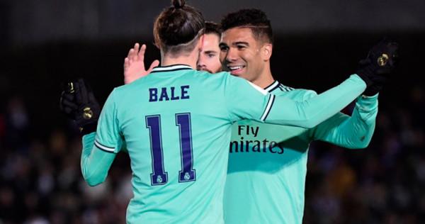 Real i Barcelona z awansem w Pucharze Króla