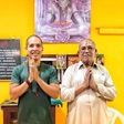 Learning the Secrets of Yoga with Guruji BNS Iyengar in Mysore | Path to Yoga