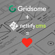 Connecting Gridsome to NetlifyCMS - NotOnlyCSS - Medium